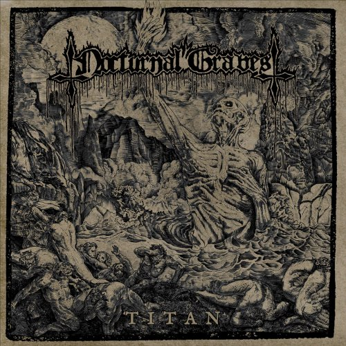 Nocturnal Graves - Titan (2018)
